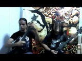 Raped by Pigs Sores of Affliction Riffs (Ozner y Warpig)