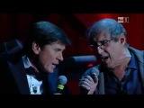 2012 - Adriano Celentano & Gianni Morandi / Sanremo / Ti Penso e Cambia il Mondo