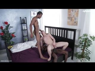 HNG представляет: [Staxus.com] Interracial Double Cocked Fun (Milan Sharp, Barrington Peart & Devon Lebron)