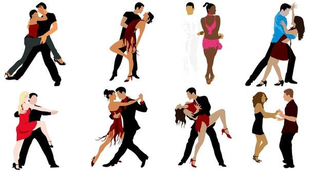 Я танцую рисунок мастер класс