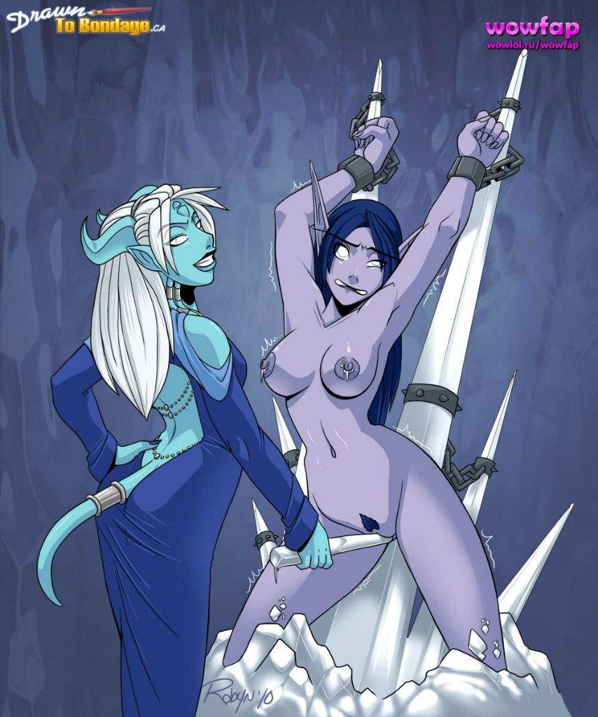 Warcraft hentai furry erotic photo