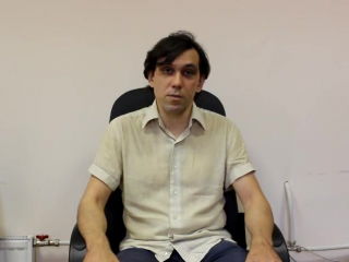 Сергей Казанский рассказывает о своём тренинге Жизнь без обид