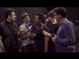 New Kids on the Block Get Deep on Boy Band Breakups and Going Commando with Yahoo