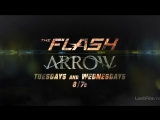 Трейлер к финалу The CW — «Флэша» (The Flash) и «Стрелы» (Arrow) (озвучко от Lostfilm)