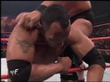 2001.11.03 Rebellion - WWF Title - Stone Cold Steve Austin (c) vs The Rock