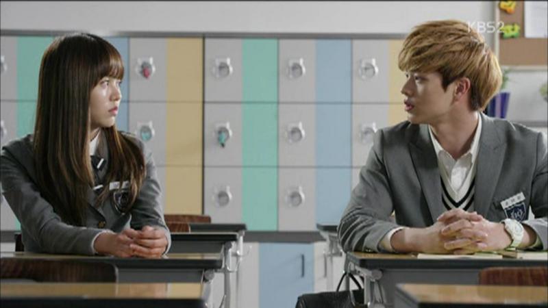 Кто ты Школа 2015 | Hooayoo - Hakgyo_ Фрагмент дорами 6 серия