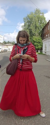 Надежда Мурзина
