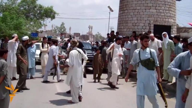 Pakistan Parahatçylyk ýörişi geçirildi