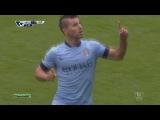 Sergio Agüero vs Tottenham Home | Goal & ndividual Highlight | HD 720