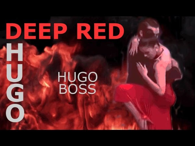 HUGO BOSS Deep Red парфюм для женщин