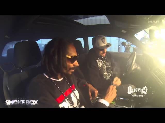 Snoop Dogg - The Smoke Box с переводом [QUEENSxPAPALAM] Часть 1