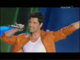 Sakis Rouvas-This is our night.Шоу Юдашкина.