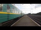 ЧС8-042 с поездом Кишинев - Москва