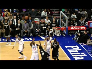 [HD] Brooklyn Nets vs Philadelphia 76ers | Full Highlights | March 14, 2015 | NBA Season 2014/15