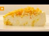 Творожная запеканка с апельсинами от Мармеладной Лисицы. Чизкейк рецепт без яиц и муки