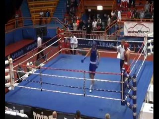 Croatian boxer attacks referee