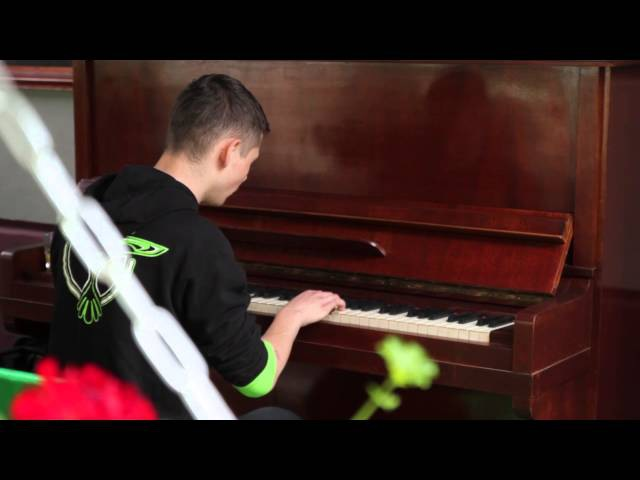 Kodaline – All I Want | Piano cover | NAzzzYA