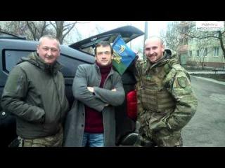 Российский актер Пашинин встретился с