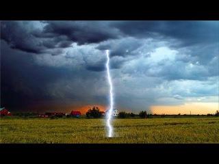 Выжившие после удара молнии в человека