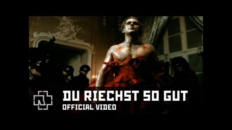 Rammstein Du Riechst So Gut '98 Official Video