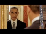 Вести.Ru: Гримасничающий Обама стал звездой YouTube