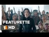 Фичуретка Видео о съемках Голодные игры: Сойка-пересмешница. Часть II The Hunger Games: Mockingjay - Part 2 Featurette - The Phenomenon (2015) HD