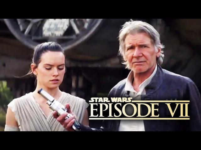 Тв-ролик Звездные войны: Пробуждение силы Star Wars Episode 7 (VII): The Force Awakens Official Trailer TV Commercial 2