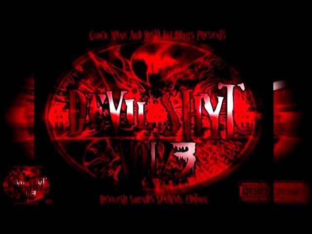 Glock Mane - Devil Shyt Posse Song (Prod. By Tx Knicca)
