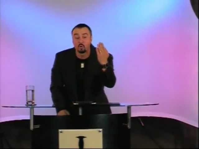 Пастор Андрей Шаповалов Тема: Сила образа