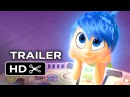 Inside Out Official Trailer 2 (2015) - Disney Pixar Movie HD