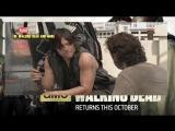 The Walking Dead Season 5 5x08 Coda Deleted Scene #2 - Rick  Daryl (DVD Blu Ray Extra)