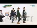 ENG 140430 Weekly Idol BTS Jungkook, Jimin, J-Hope Girl Group Dance Cut