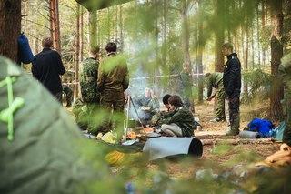 Военно-ролевая игра лес отзывы самая лучшая ролевая игра rpg