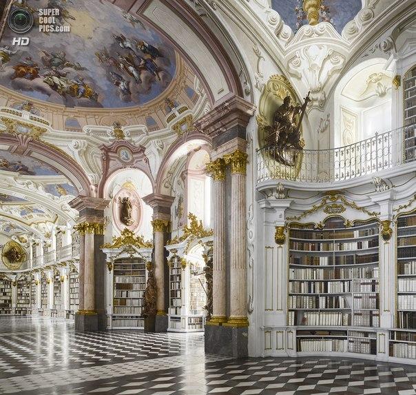 Самые удивительные библиотеки мира: