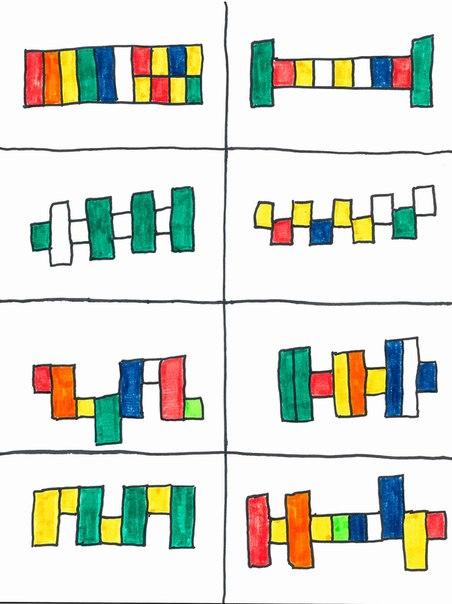 схемы для сборки лего.