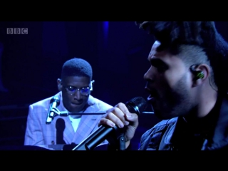 The Weeknd  Labrinth - Losers - Later... with Jools Holland - BBC Two Лондон, Великобритания.