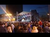Вадим Самойлов (Агата Кристи). Концерт в Донецке. ДНР. 24.04.2015
