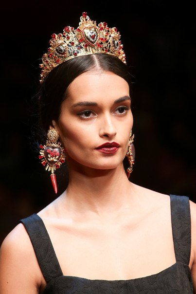 Dolce &amp amp Gabbana. Spring 2015. Ready-to-Wear. (6 фото) - картинка