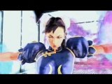 AMV Street Fighter x Tekken girls - My Town