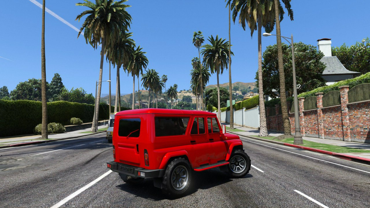 УАЗ 3159 Барс [Final] для GTA V - Скриншот 3