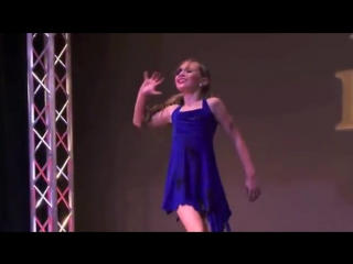 Dance Moms - Black and Blue - Group Dance