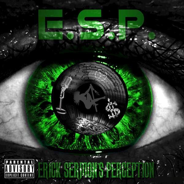Erick Sermon – E.S.P. (Erick Sermon's Perception) (2015)