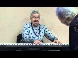 Людмила Лядова поёт свою песню