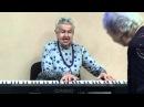 Людмила Лядова поёт свою песню Женщина (стихи В. Лазарева)