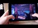 Запуск игр на планшете Cube Talk 8X