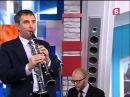 Джаз-бэнд Фёдора Кувайцева в программе Утро на 5 . 22.05.2015