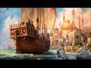 Римский Корсаков Шахерезада Часть I Море Синдбадов корабль