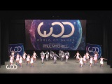 First Legends Club 3rd Place Upper Division World of Dance San Diego 2015 #WODSD15