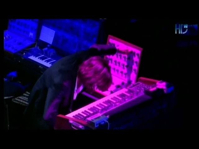Jean Michel Jarre - Oxygene Live at Theatre Marigny Paris (2008 Full Show high quality)