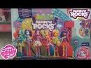 Мой маленький пони Девушки Эквестрии Радужный рок игрушки в Европе My Little Pony Rainbow Rocks toys